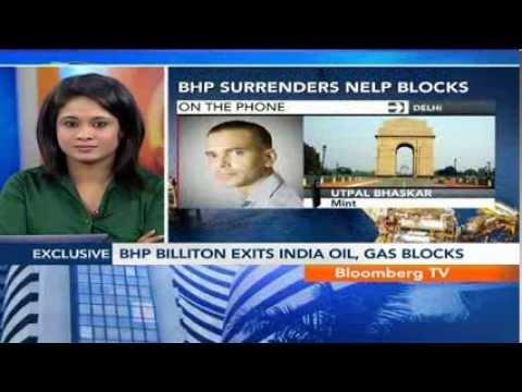 Big Story- BHP Surrenders All NELP Blocks