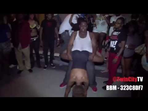 Brooklyn Invades North Carolina Passa Passa video