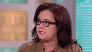 Rosie O'Donnell 'Shocked & Heartbroken' Over Stephen Collins Scandal