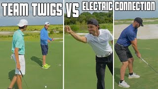 Team Twigs Vs. Electric Connection - 9 Holes Stroke play | Streamsong