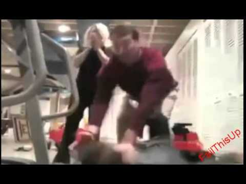 Kid Vs Treadmill FAIL