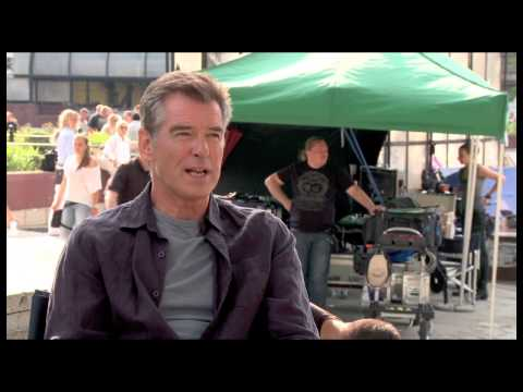 Pierce Brosnan Interview - The November Man
