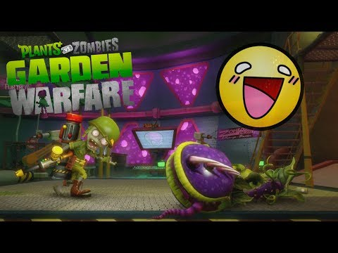 PLANTS VS ZOMBIES GARDEN WARFARE... ¡¡ME HE ENAMORADO GAMEPLAY XBOX 360