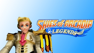 Pee Off Ships - Episode 3 - Skies of Arcadia : Legends w/ Jake