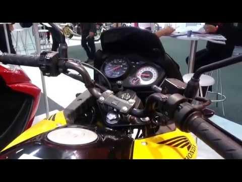 Honda CBF125 2015 Caracteristicas Precio Colombia Walkaround