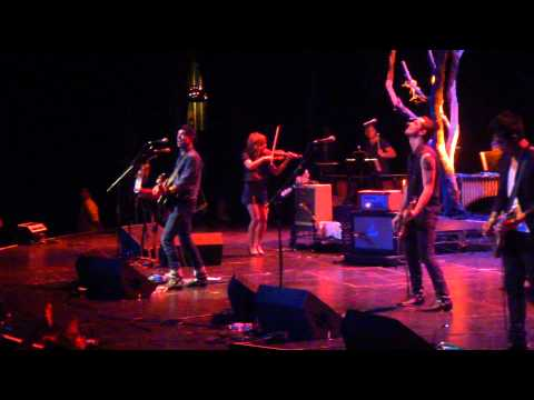 The Airborne Toxic Event - Sometime Around Midnight (LIVE at the Universal Gibson Amphitheatre) Music Videos