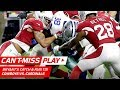Dez Bryant Carries the Cardinals Defense into the End Zone! 💪  | Can't-Miss Play | NFL Wk 3 MP3