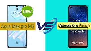 Motorola one vision  Vs   Max Pro M3  Comparison In Hindi