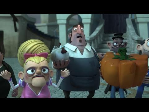 El Vendedor de Humo   Cortos de Pixar Animados