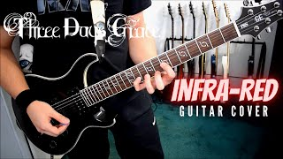 Download Lagu Three Days Grace - Infra-Red (Guitar Cover) Gratis STAFABAND