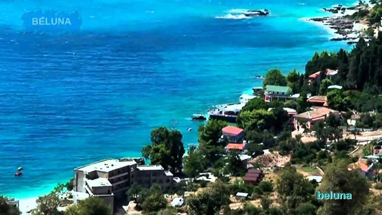 Albania Beaches Dhermi Dhermi Beach on Air-albania 01