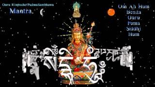 Mantra Guru Rinpoche - Padmasambhava _ Xoay