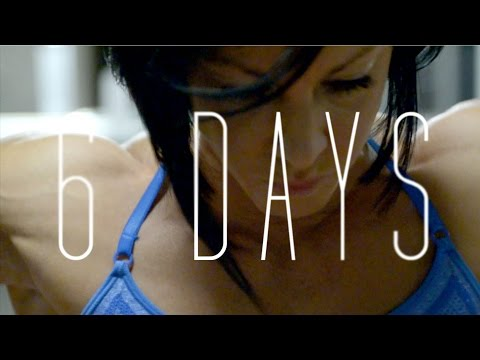 6 days from the stage | OLYMPIA 2014 | Dana Linn Bailey