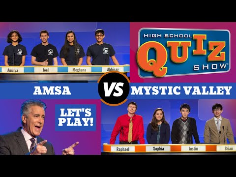 Season 5 Premiere: Advanced Math & Science vs. Mystic Valley
