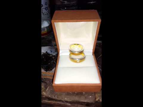 Gambar Model Cincin Kawin Emas Kuning