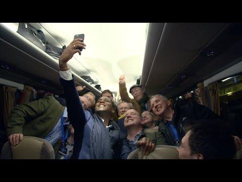 Patrick Kluivert & Second Captains Give Fans the Surprise of a Lifetime! With Pepsi Max & Doritos