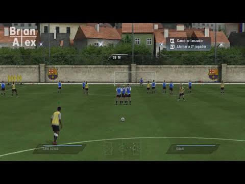 Como patear Tiros Libres - FIFA 11 (también funciona en 12 y 13)