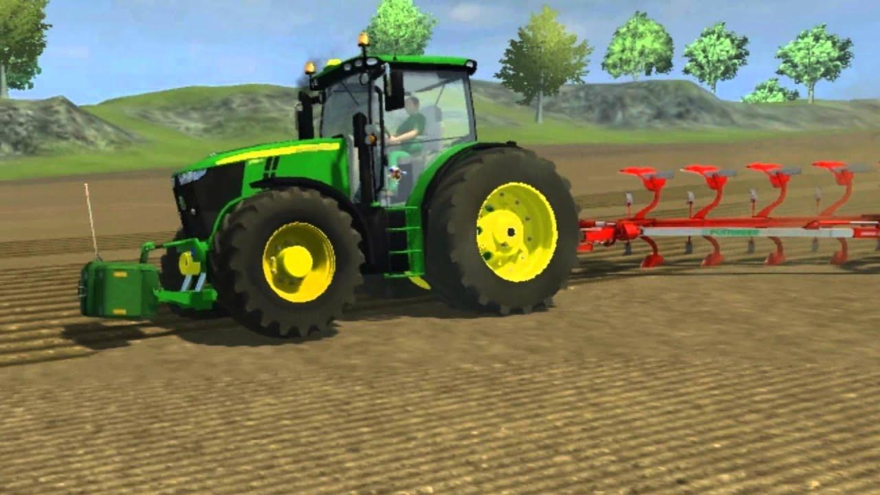 Farming simulator 2013 john deere 7280r v2 autos weblog