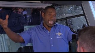 Rod Man from Last Comic Standing takes over the Studio Tour