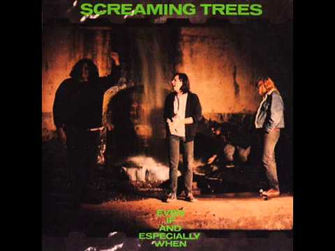 Screaming Trees - The Girl Behind The Mask