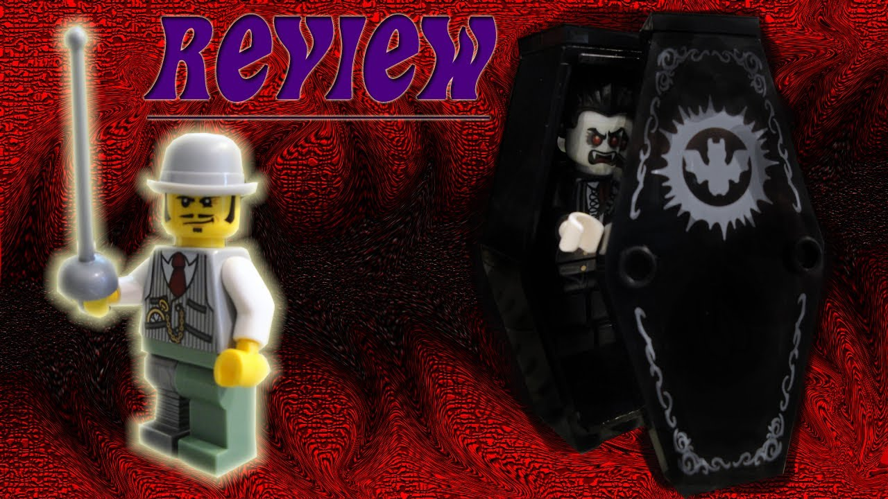 Vampyre Hearse Review Vampyre Hearse Lego Review
