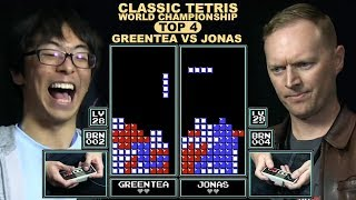 CTWC 2018 Top 4 - Pt. 2 - Greentea vs. Jonas