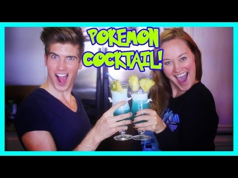 POKEMON COCKTAIL!