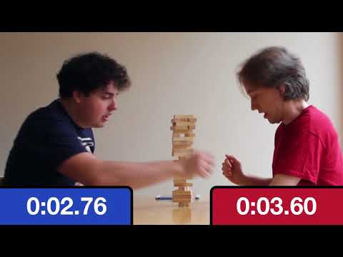 Chess Clock Jenga
