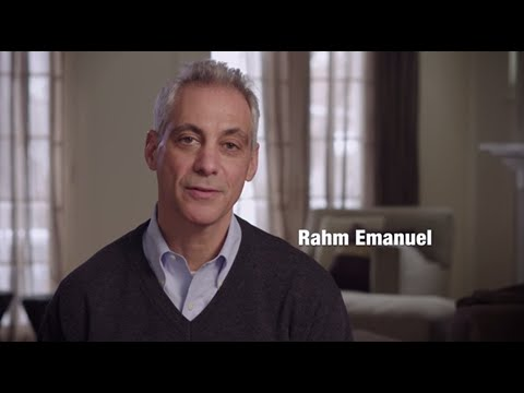 Watch: Rahm Emanuel's New Campaign Ad Shows He's Scared He's Going to Lose