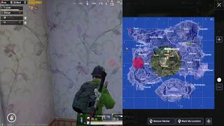 HACKER IN PUBG MOBILE AIMBOT THROUGH WALLS |