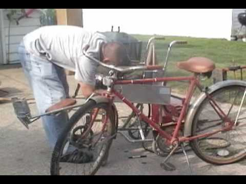 How To Weld A Sidecar To Your Bike Parma Style Part 8