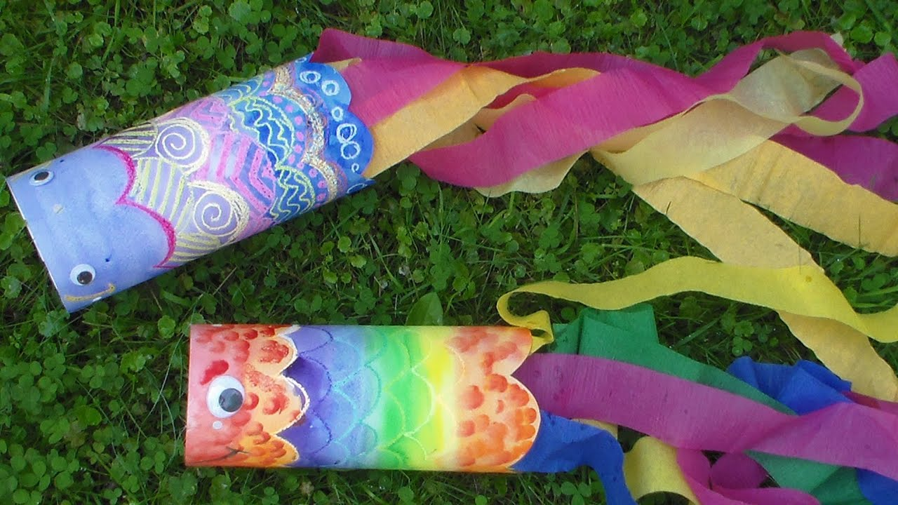 Crafts On Fish For Kids