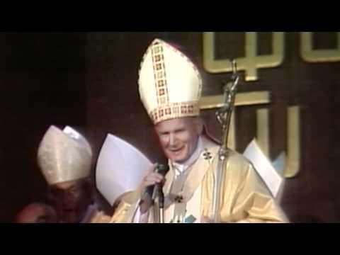 Homenaje Juan Pablo II - 2nda Visita