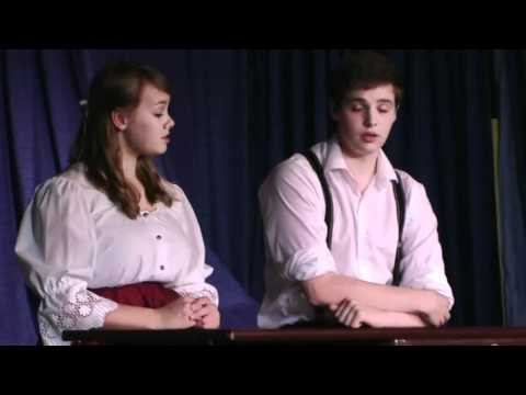 Our Town - Performed by Vancouver Christian High School 2012