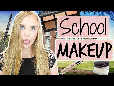 Everyday Makeup Routine | School Edition