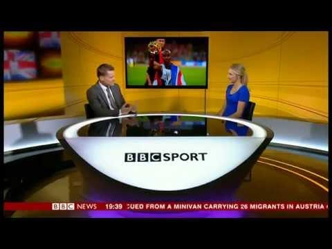 Paula Radcliffe on Mo Farah BBC Sport