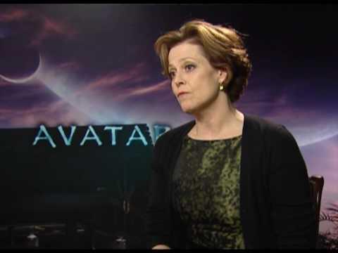 Avatar - Sigourney Weaver em entrevista exclusiva à Antena 3