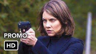 "Whiskey Cavalier 1x05 Promo ""The English Job"" (HD) Lauren Cohan, Scott Foley series"