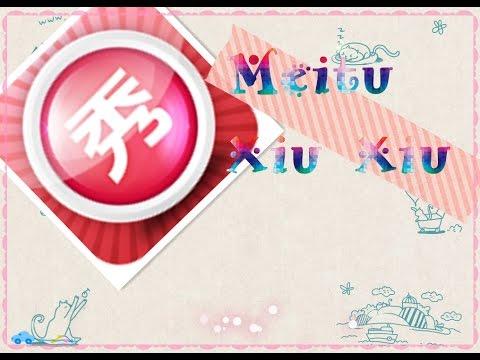APP ❤ Meitu Xiu Xiu