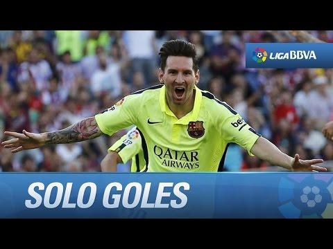 Todos los goles de Atlético de Madrid (0-1) FC Barcelona