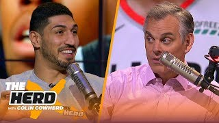 Enes Kanter: KD-Nets would be a 'good fit', calls Zion 'overhyped' & talks Blazers | NBA | THE HERD