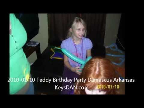 2010 01 10 Teddy Birthday Party Damascus Arkansas KeysDAN com