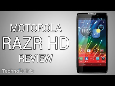 [Review] Motorola RAZR HD (en español)