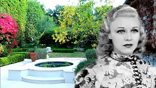 #870 Inside GINGER ROGERS House - Celebrity Row of Roxbury Drive - Daily Travel Vlog (12/24/18)