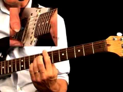 Jump Blues Guitar Lesson - Matthieu Brandt - Lockwood