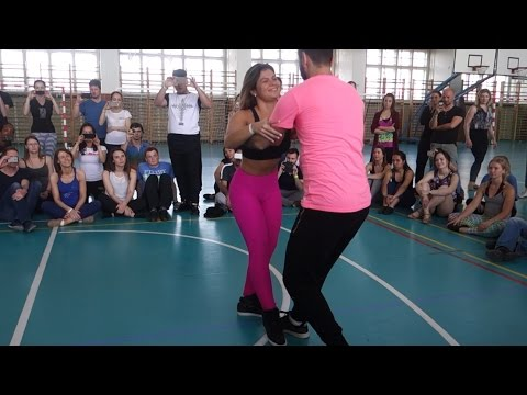 00324 PZC2017 ACD by Andressa and Freddy  Song Despacito  Artist Alessia Calder ~ video by Zouk Soul