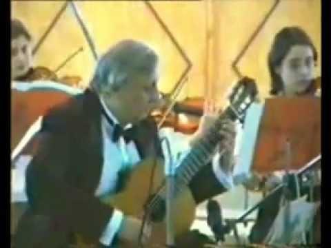 Antonio Vivaldi - Concerto in A (Complete) Guitar: Cesar Amaro
