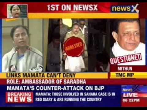 #CheckMateMamata: Madan Mitra arrested, Mamata cries foul