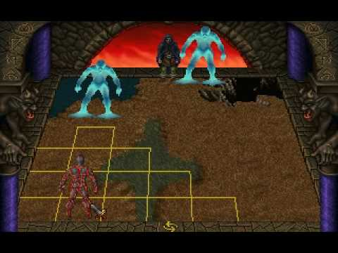 DOS Game: Dark Legions
