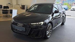 2019 Audi A1 Sportback advance 25 TFSI 70(95) kW(PS) 5-Gang   -[Audi.view]-